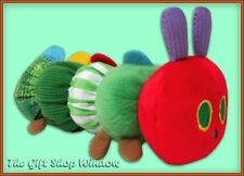 THE VERY HUNGRY CATERPILLAR RATTLE MINI JINGLER 0+ TOY / GIFT NEW MULTI TEXTURE