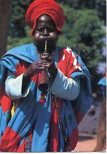 CARTE POSTALE AFRIQUE CAMEROUN / MUSICIEN