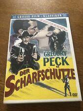 Der Scharfschütze DVD 1950 Gregory Peck * Fox Große Film-Klassiker * Topzustand