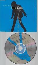 CD--PROMO--MICHAEL JACKSON--HISTORY--2 TRACKS