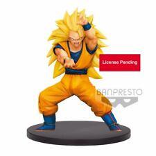 Offiziell Lizenzierte Dragonball Z Figur Chosenshiretsuden Son Goku