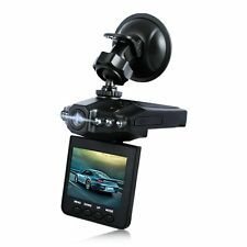 Dash Cam Pro Security Camera Car Traffic Dashboard Auto Record HD LED 2.5'' DVR