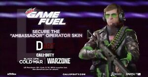 Call of Duty Black Ops Cold War Gamefuel Adler Ambassador Skin
