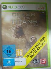 Clash of the Titans - Xbox 360 - fast free post