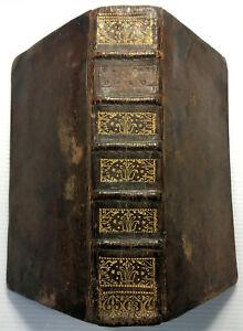+1736+ BOSSUET ELEVATIONS A DIEU SUR TOUS LES MYSTERES LIVRE RELIGION OLD BOOK