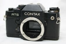Contax RTS II 35mm SLR Film Camera Body Only *Working* #is013d