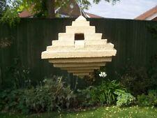 Ceramic hanging bird house
