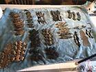 Lot 72 Antique Vintage Brass Metal Dresser Drawer Handles Pulls Knobs Hardware