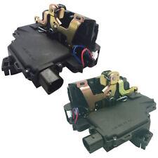 2x Cerradura Actuadores Trasero para Seat Toledo (Mk2) 1.9 Tdi Diesel (1998-2004