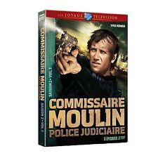 Commissaire Moulin, Police judiciaire - Saison 2 - Coffret 5 DVD