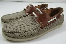 PHAT FARM CLASSIC Driving Moccasin Deck Boat Loafers Casual Mens Shoes Size 11