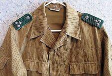 Vintage East German Military Raindrop Camo Field Uniform