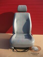 Seat VW T5 Inca front driver artificial leather