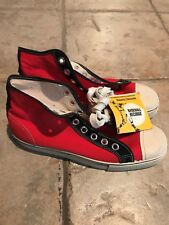 RED ROBERTO CLEMENTE PITTSBURGH PIRATES SUPERSTAR HIGHTOP SNEAKERS ORIGINAL TA