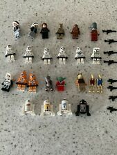 Lego Star Wars Minifigures x 24