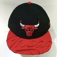 NBA Chicago Bulls New Era 59Fifty Fitted 7 1/2 Cap Hat NWOT