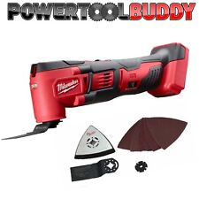 Milwaukee M18BMT-0 18volt Li-ion Multi Tool Body *NEXT DAY DELIVERY BAY30
