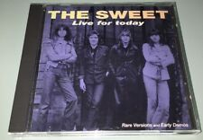 Live for Today by Sweet (CD, 1993, Receiver Records) RRCD 175