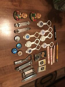 Large Lot Of Reading Beer Collectibles
