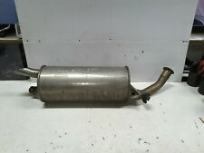 Genuine Toyota Echo Hatchback 3 Door Muffler 2005