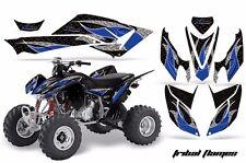 AMR Racing Honda TRX 400 EX Graphic Kit Wrap Quad Decal ATV 2008-2015 TRIBAL BLU