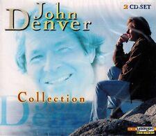 MUSIK-DOPPEL-CD NEU/OVP - John Denver - Collection