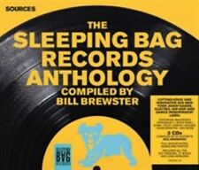 Various - Sources The Sleeping Bags Records Anthology Hurtxcd132 CD
