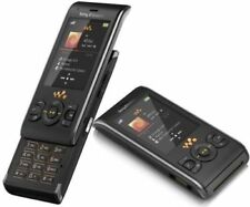Sony Ericsson W595s Walkman Slider BLACK NEW OTHER OPEN ALL NETWORKS