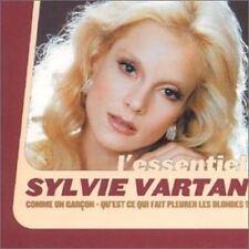 Comme Un Garçon Qu'Est Ce Qui Fait Pleurer Les Blondes [CD] Sylvie Vartan (2761)