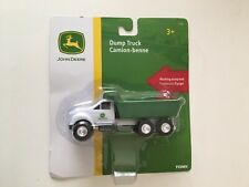 Tomy ~ John Deere Dump Truck ~ 37308 ~ New ~ 1:64 Toy Vehicle ~ Jd Toys