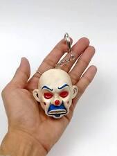 Joker Keychain Key Ring Pvc High-grade Dark Knight Action Batman Handmade Head
