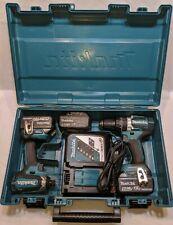 Makita XT269M 18V LXT Brushless Cordless Combo Kit + Extra Battery