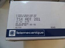 Telemecanique TSX ADT 201  82700 ANALOG DETECTOR MODULE