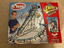 K'Nex Shark Run Offers Rollercoaster Construction Toy - Discontinued 11592/13057