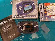 Gameboy Advance Konsole mit OVP & Spiele