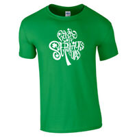 St Patrick's Day Irish Ireland Leprechaun Patricks Men Women Unisex T-shirt 3385