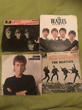 beatles X 4Twist N Shout And All My Loving And From Me To YOu, John Lennon