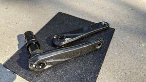 SRAM Quarq Carbon Crank Arms 172.5 Excellent condition 3 bolt 30mm bb386