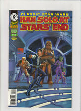 Classic Star Wars- Han Solo At Star's End #2 NM- 9.2 Dark Horse 1997 CHewbacca