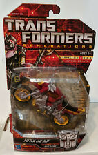Transformers Generations Junkheap Deluxe Class Action Figure MIB RARE