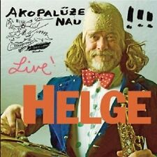 "HELGE SCHNEIDER ""AKOPALÜZE NAU (LIVE)"" CD NEUWARE"