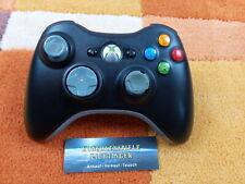 Wireless Controller schwarz Xbox 360 von Microsoft x