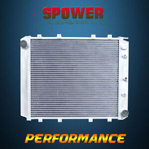 Aluminum Radiator For Volvo 240 244 245 760 4Cyl 2.3L Turbo 79-93 940 960 90-94