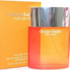 Clinique Happy for Men 3.4oz_100ml Cologne Spray Perfume Scent Fragrance for Him