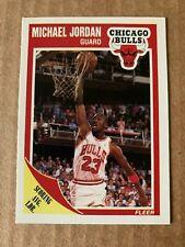 1989-90 Fleer #21 Michael Jordan Chicago Bulls NBA HOF NMT Superstar GOAT L@@K