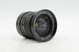 Vivitar 28mm f2.5 Auto Wide-Angle EE Lens Konica #974
