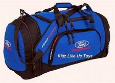 ~ Ford Racing - LARGE SPORT / OVERNIGHT BAG & BACKPACK TRAVEL LUGGAGE