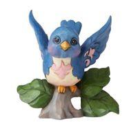 Jim Shore Heartwood Creek Mini Bluebird Figurine 6006445 New