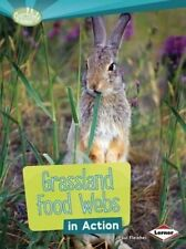 Grassland Food Webs in Action (Searchlight Books: What Is a Food Web?),Fleisher,