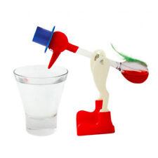 Novelty Retro Glass Toy Happy Drinking Bird Bobbing Dipping Dippy Duck